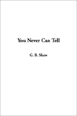 Download You Never Can Tell
