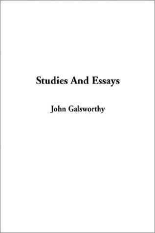 Studies and Essays