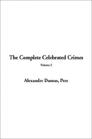 Download The Complete Celebrated Crimes
