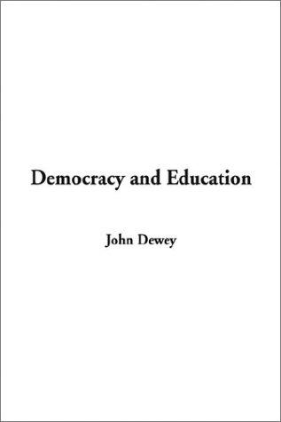 Download Democracy and Education