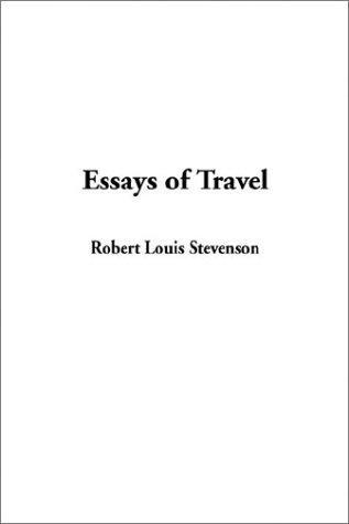 Download Essays of Travel
