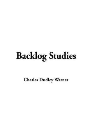 Download Backlog Studies