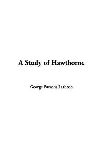 Download A Study of Hawthorne