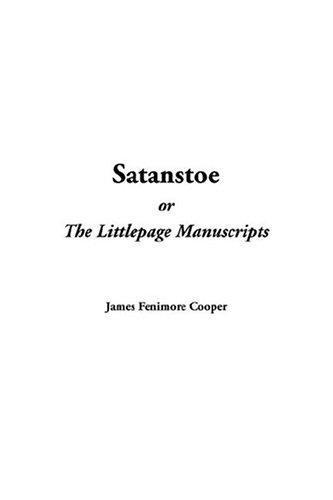 Download Satanstoe, or the Littlepage Manuscripts