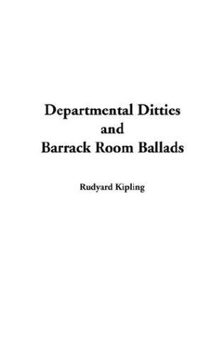 Departmental Ditties and Barrack Room Ballads