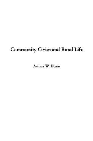 Download Community Civics and Rural Life