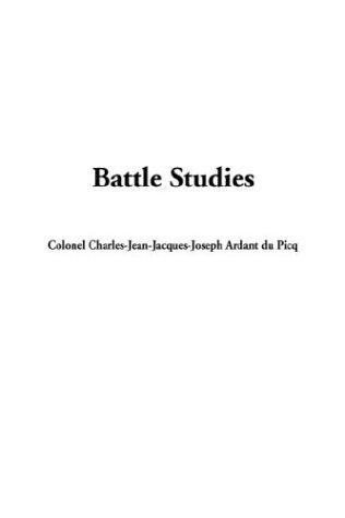 Battle Studies