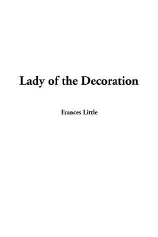 Lady of the Decoration