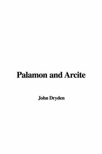Download Palamon and Arcite