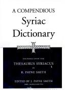 Download A compendious Syriac dictionary