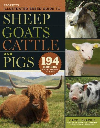 Download Storey's Illustrated Breed Guide to Sheep, Goats, Cattle and Pigs