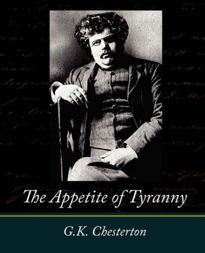 Download The Appetite of Tyranny