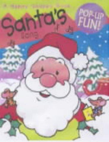A Song for Santa (Happy Snappy Book)