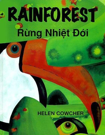 Download Rainforest (Helen Cowcher Series)