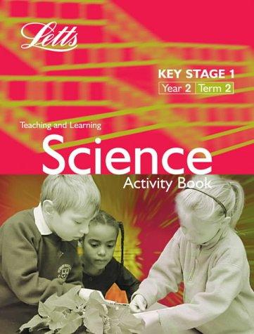 Key Stage 1 Science Activity Book (Key Stage 1 Science Activity Books)
