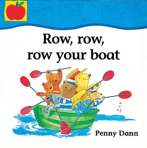 Download Row, Row, Row Your Boat (Toddler Books)