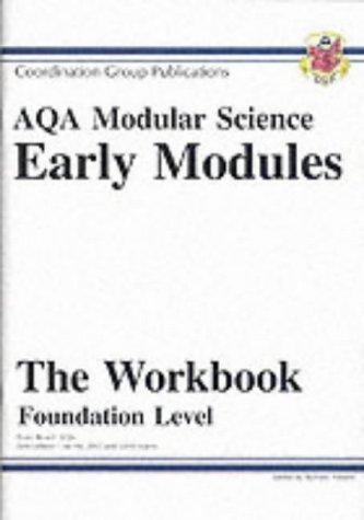 Download GCSE AQA Modular Science (Workbook)