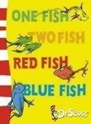 Download One Fish, Two Fish, Red Fish, Blue Fish (Dr Seuss Blue Back Books)