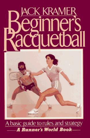 Beginner's racquetball