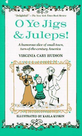 O ye jigs & juleps!