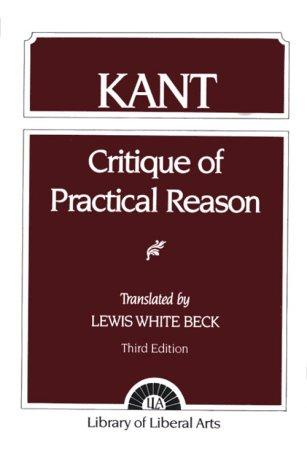 Download Critique of practical reason