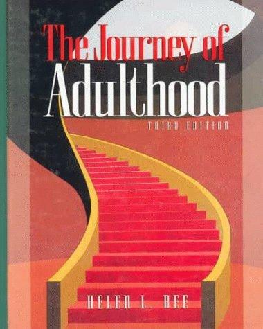 Journey of Adulthood, The