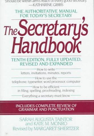 Download The secretary's handbook