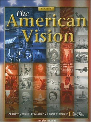 Download The American Vision, Student Edition