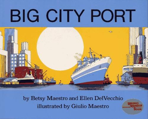 Download Big city port