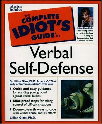 Download The Complete Idiot's Guide to Verbal Self-Defense