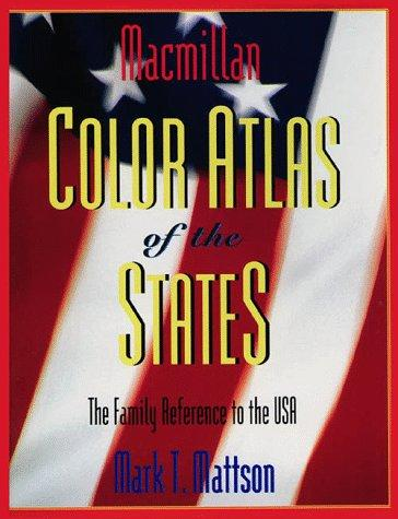 Download Macmillan Color Atlas of the States