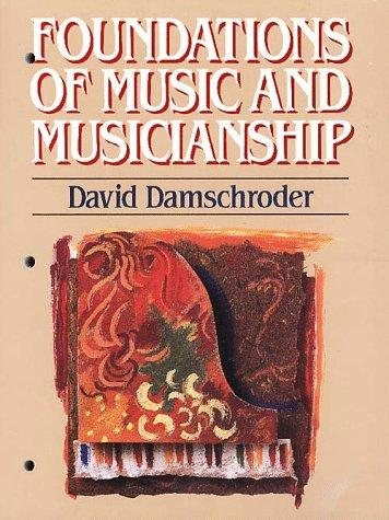 Foundations of music and musicianship