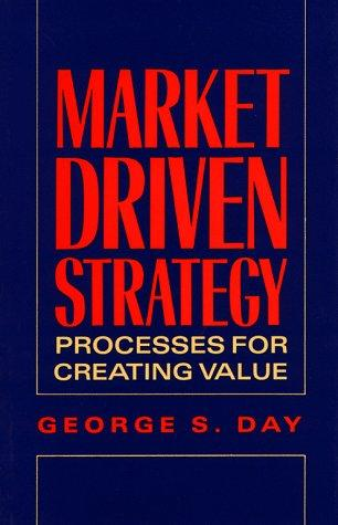 Download Market driven strategy