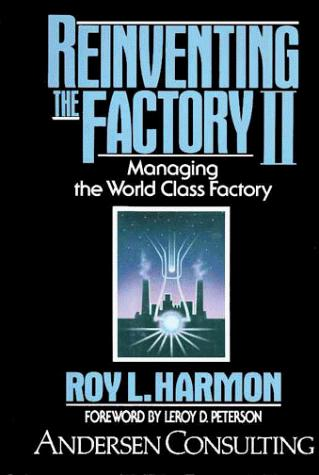 Reinventing the Factory II