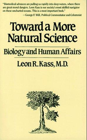 Download Toward a More Natural Science