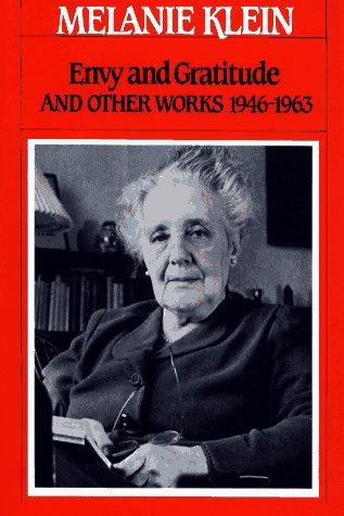 Download Envy and gratitude, and other works, 1946-1963