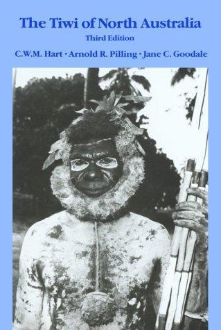 The Tiwi of North Australia