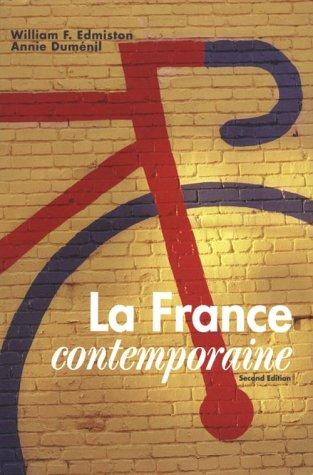 Download La France contemporaine