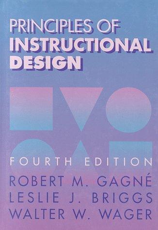 Download Principles of instructional design