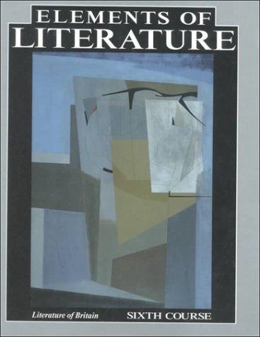Download Elements of Literature