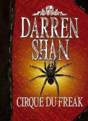 Cirque due Freak Cover
