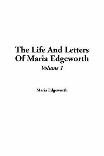 Download The Life And Letters of Maria Edgeworth