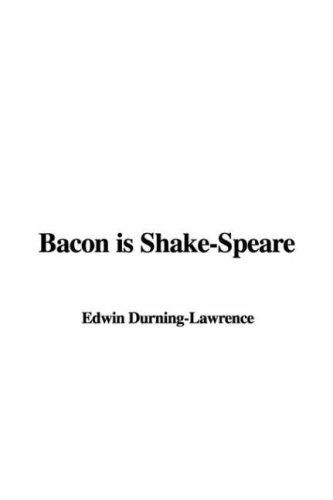Download Bacon Is Shake-Speare