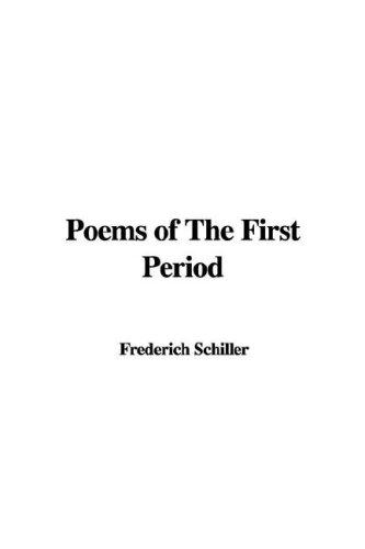 Download Poems of the First Period