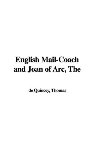English Mail-coach and Joan of Arc