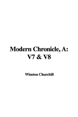 Modern Chronicle by Winston Churchill