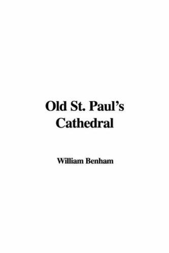 Old St. Paul's Cathedral