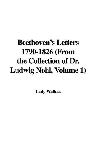 Download Beethoven's Letters 1790-1826