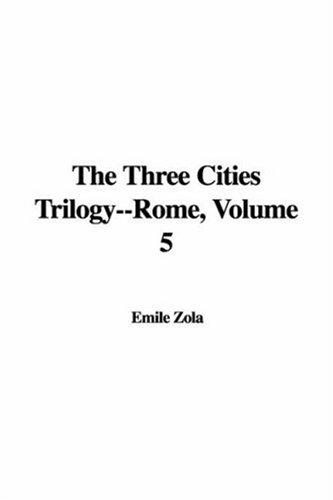 Download The Three Cities Trilogy–rome