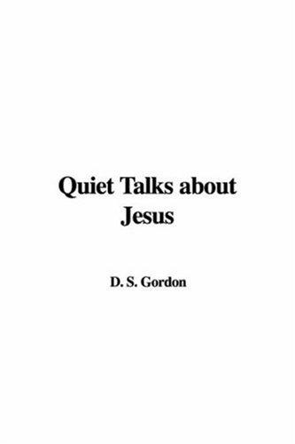 Download Quiet Talks About Jesus